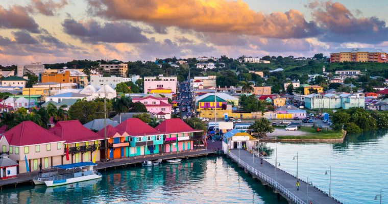 12 BTC Only: You Can Now Buy Your Antigua Citizenship with Bitcoin